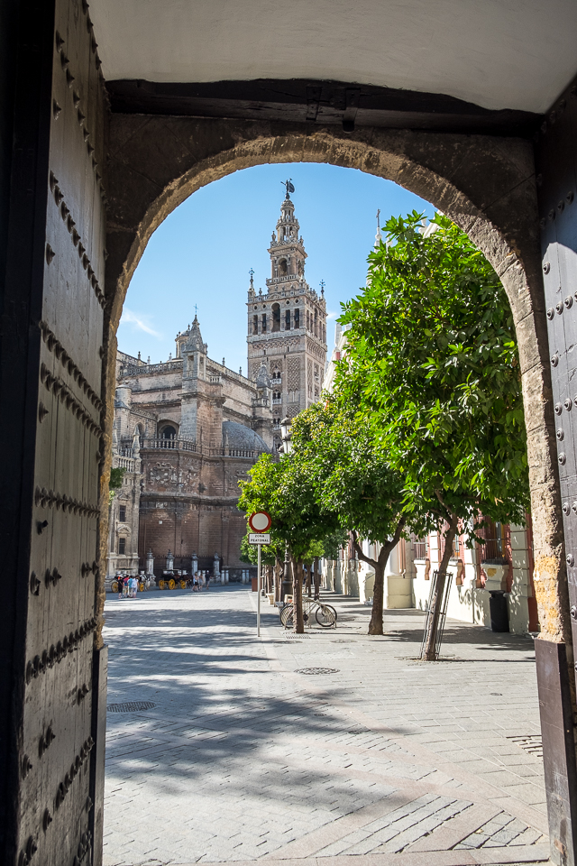 Seville Day 2 – Alcazar (Royal Palace) and the Seville Cathedral