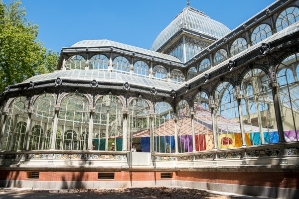 Another view of the Crystal Palace